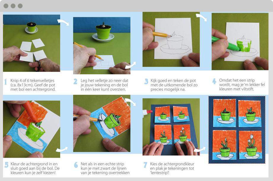 Beroemd Dé online methode voor beeldend onderwijs en cultuureducatie &UE94